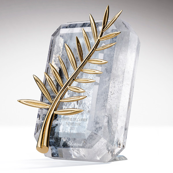 The Official Palme d'Or of Cannes Film Festival