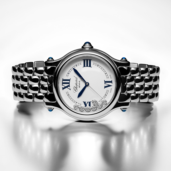 Happy Sport The First stainless stell with galet bracelet 4